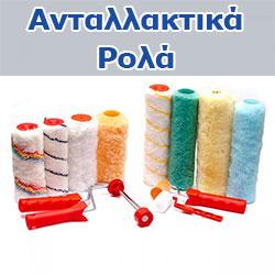 Paint roller - Parts