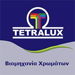 Decorative paint Tetralux