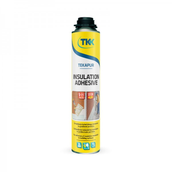 Tekapur Insulation Adhesive Foam For Gun 800ml