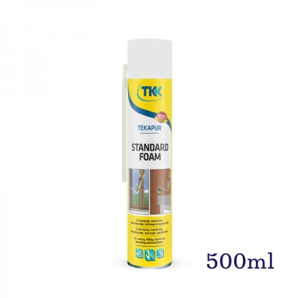 Tekapur Standard Foam Polyurethane Foam 500ml