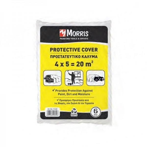 Morris nylon 6micro protective cover20m² (4mx5m) 114 gr