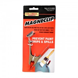 Global Magnetic Clip For Brushes Magneclip