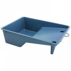 Plastic paint tray for rollers 24cm