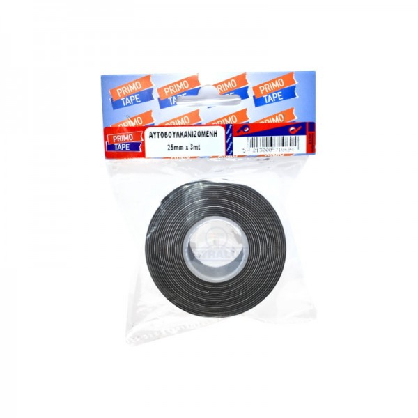 Divani Self - Vulcanizing Tape 25mm x 3m Primo Tape