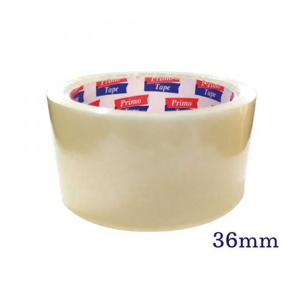 Selloplast Packaging Tape PPLA Clear 36mm x 50m