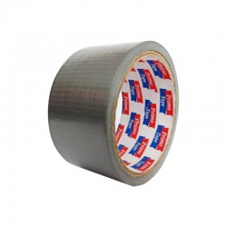 Divani Duct Tape for Interior and Exterior Use Silver 48mm x 10m Primo Tape