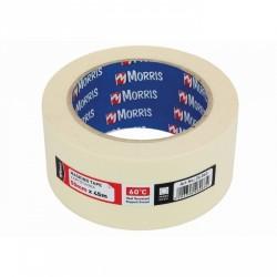 Morris χαρτοταινία μασκαρίσματος 60°C 50mm x 45m