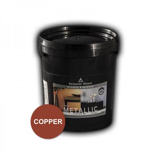 Benjaminmoore 620 Studio Finishes Decorative Metal Copper 1lt