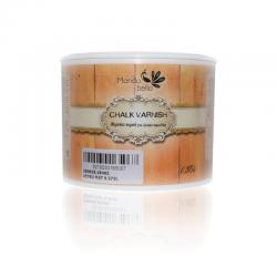 Mondobello βερνίκι νερού Λευκό Ματ για χρώμα κιμωλίας 0,375lt