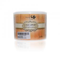 Mondobello βερνίκι νερού Μαύρο Satin για χρώμα κιμωλίας 0,375lt