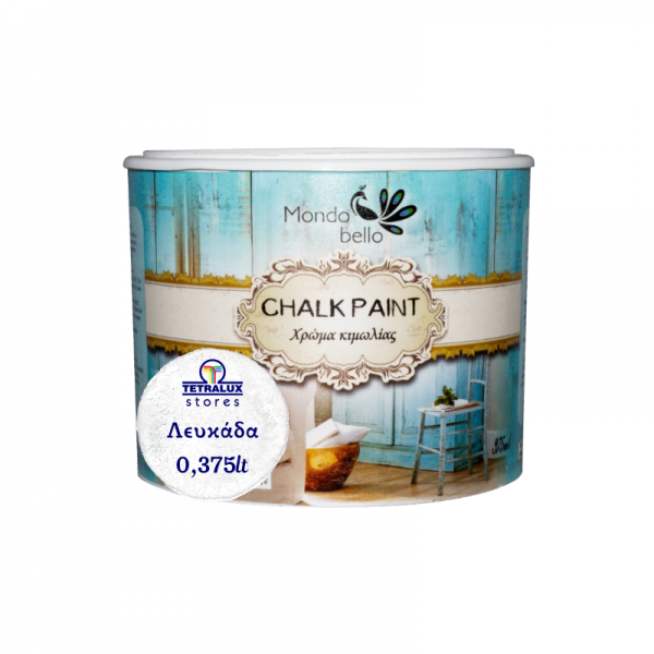 Chalkpaint Leykada decorative water based paint Mondobello 0,375lt