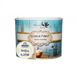 Mondobello χρώμα κιμωλίας Νάξος Chalkpaint 0,375lt