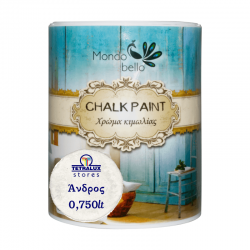 Chalkpaint Andros decorative water based paint Mondobello 0,75lt
