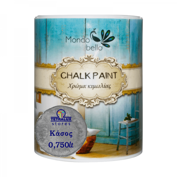 Chalkpaint Kasos decorative water based paint Mondobello 0,75lt
