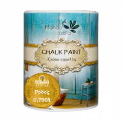 Chalkpaint Rhodes decorative water based paint Mondobello 0,75lt