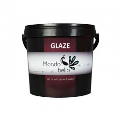 Mondobello Glaze διακοσμητικό βερνίκι νερού τεχνοτροπίας 0,75lt