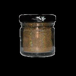 Mondobello Glitter 15gr χρυσό lusso 540 ιριδίζον πούδρα