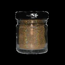 Mondobello Glitter 20gr χρυσό lusso 540 ιριδίζον πούδρα