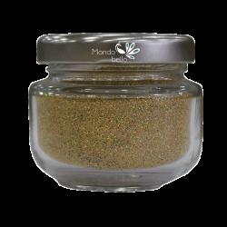 Mondobello Glitter 30gr χρυσό lusso 540 ιριδίζον πούδρα