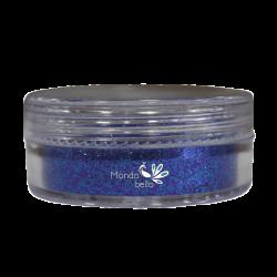 Mondobello Glitter 10gr μπλέ 532 ιριδίζον πούδρα