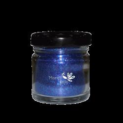 Mondobello Glitter 15gr μπλέ 532 ιριδίζον πούδρα