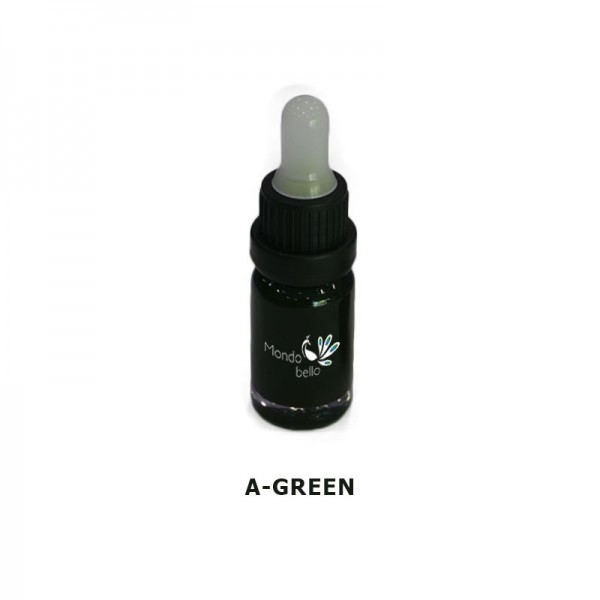 Mondobello A-Green 5ml Liquid Glass colorant