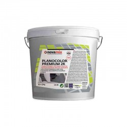 Novamix Πατητή Τσιμεντοκονία Α+Β Planocolor Premium 2k 17kg