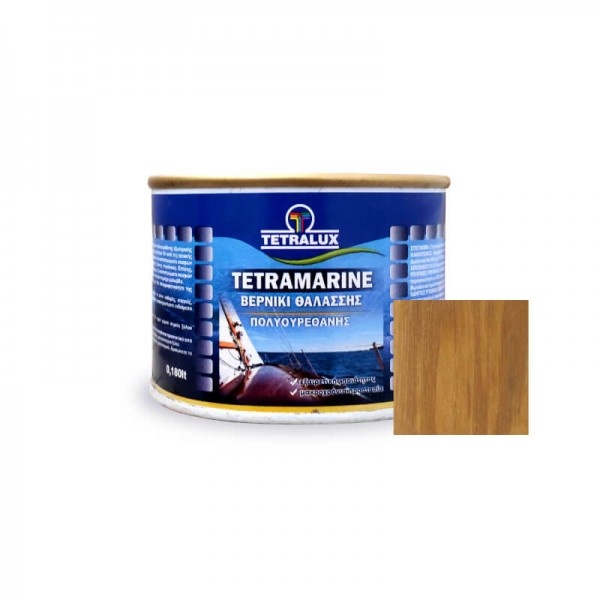 Tetramarine Marine Varnish Dark Oak Tetralux 0.180lt