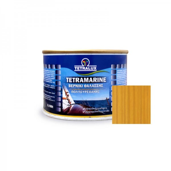 Tetramarine Marine Varnish Light Oak Tetralux 0.180lt