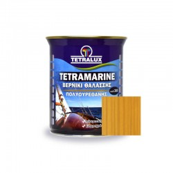 Tetramarine Marine Varnish Light Oak Tetralux 0.75lt