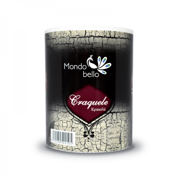 Mondobello Crackle Water-Based Varnish Craquele 0,75lt