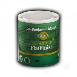505 MooreShield House Paint 100% Ακρυλικό Ματ 1lt