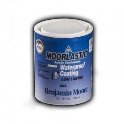 Benjaminmoore 055 Moorelastic Αδιάβροχο Ακρυλικό Ελαστομερές