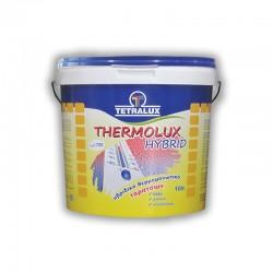 Tetralux θερμομονωτικό υβριδικό χρώμα ταρατσών Thermolux 0,75lt
