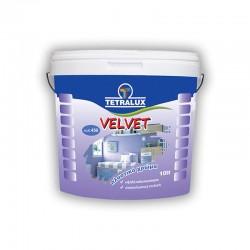 Tetralux πλαστικό οικολογικό χρώμα Velvet 0,75lt