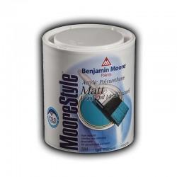 584 MooreStyle  Πολυουρεθανική Ριπολίνη Νερού Ματ 0,75lt