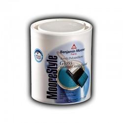 589 MooreStyle Πολυουρεθανική Ριπολίνη Νερού Γυαλιστερή 0,75lt