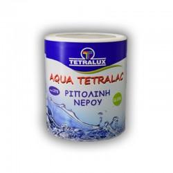 Tetralux ριπολίνη νερού Tetralac aqua gloss 0,75lt