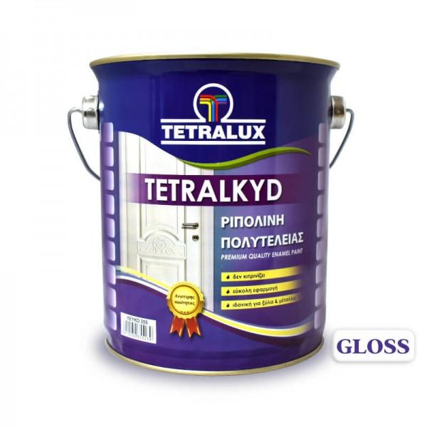 Tetralux Premium Quality Enamel Paint Tetralkyd 2.5lt
