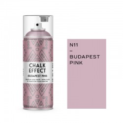 Cosmos Lac Σπρέι Κιμωλίας Chalk Effect Budapest Pink No11 Ματ 400ml