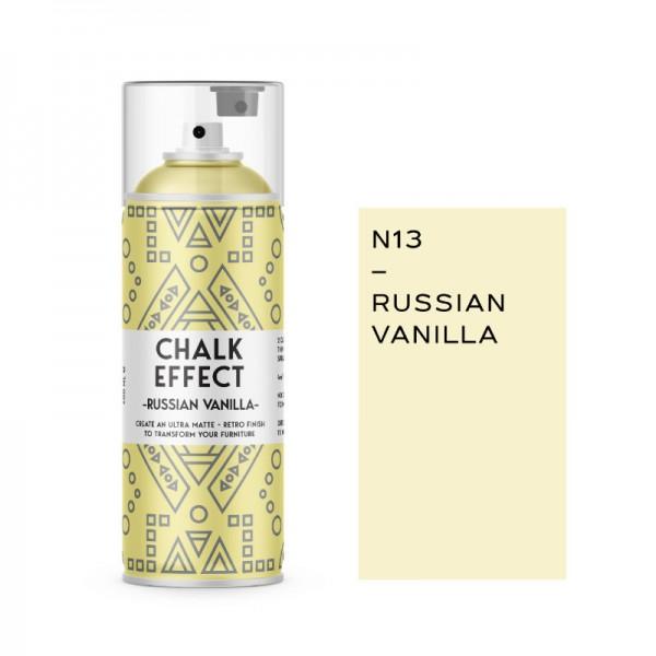 Cosmos Lac Σπρέι Κιμωλίας Chalk Effect Russian Vanilla No13 Ματ 400ml