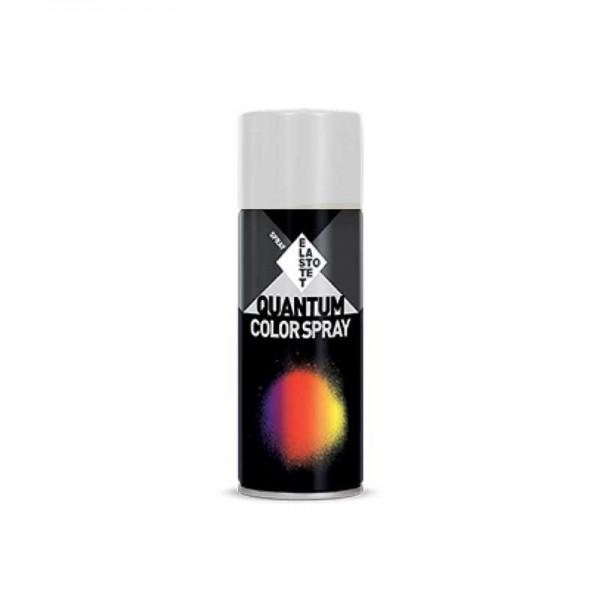 Elastotet spray Ral 9016 white gloss quantum ακρυλικό χρώμα 400ml