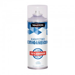 Maston Surface Cleaner 70% Alcohol 400ml
