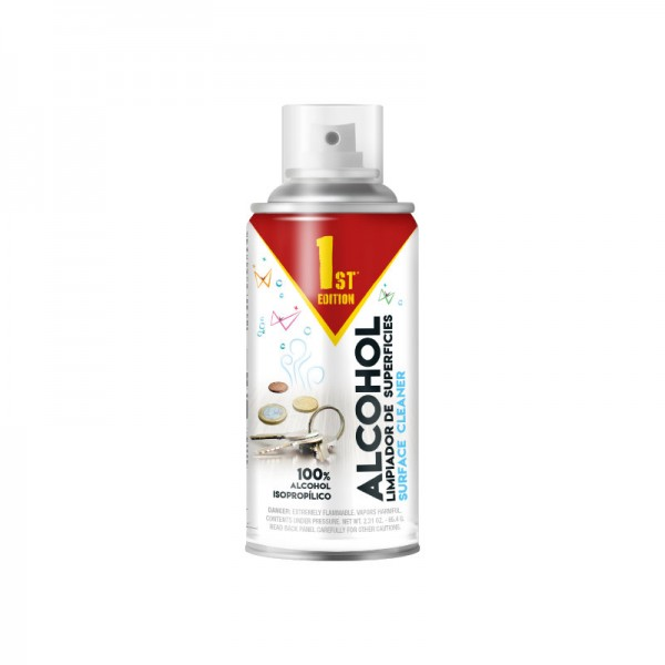 1st Edition 100% Isopropyl Alcohol Surface Cleaner 100ml