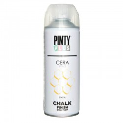 Pinty Wax in spray for Chalk paint 400ml