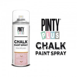 Chalk spray paint 827 coral Pinty 400ml